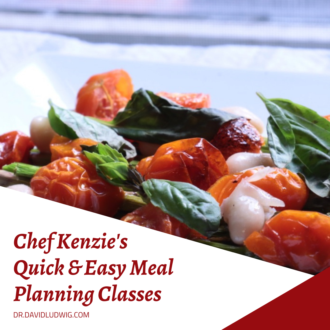Quick and Easy Meal Planning Classes