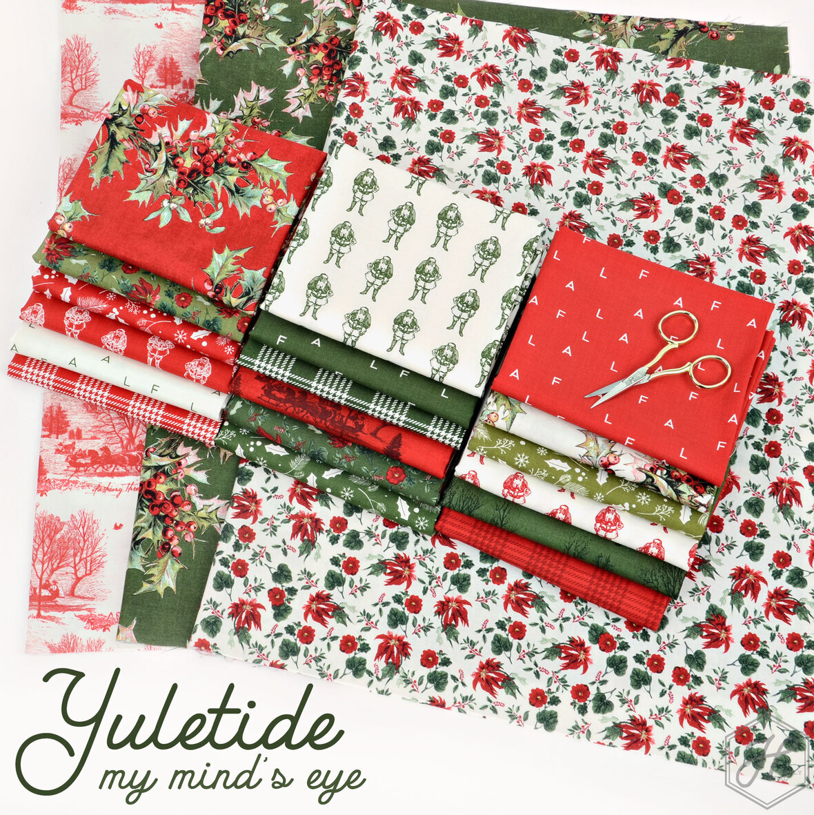 Holiday-Yuletide-Christmas-fabric-Riley-Blake-available-at-Hawthorne-Supply-co