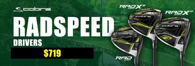 Cobra-Radspeed-Driver