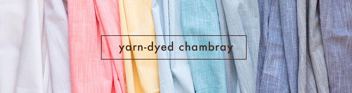 BANNER chambray