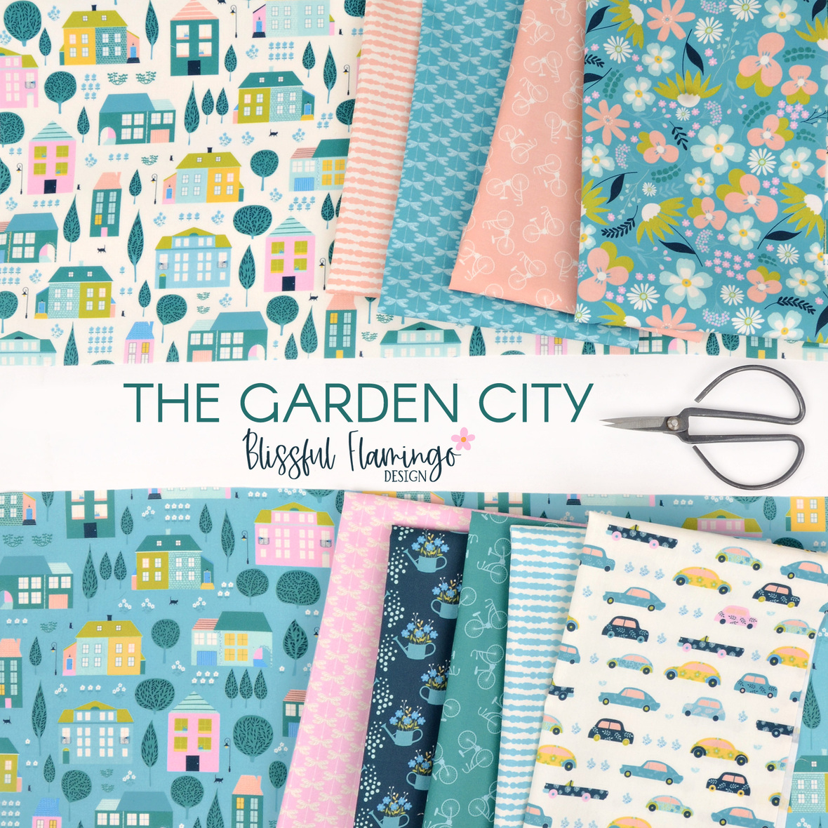 2-The-Garden-City-Blissful-Flamingo-fabric-for-Hawthorne-Supply-Co