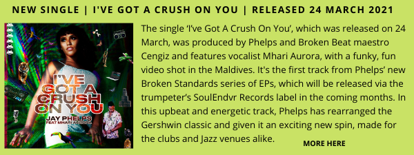 Crush Jazz Album Showcase 3