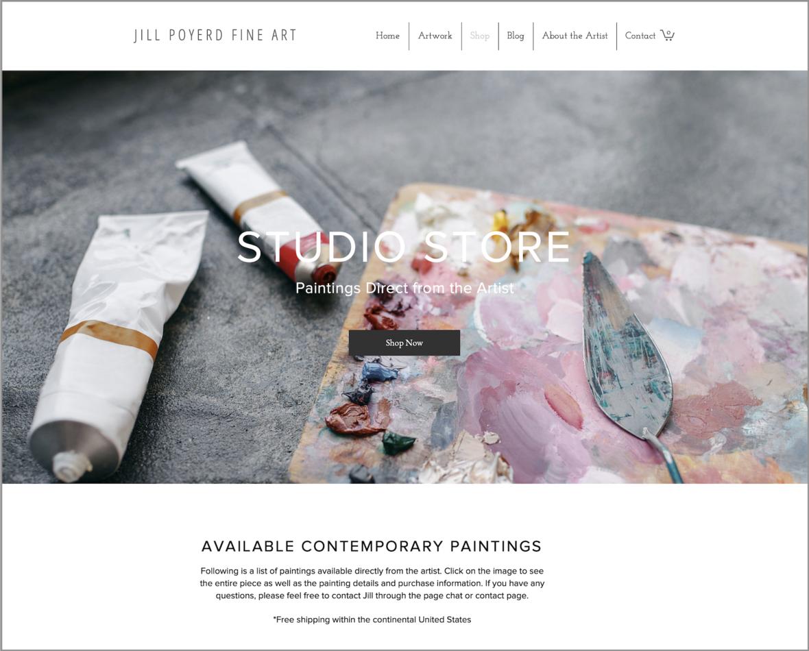 Studio Store Page1 Edge