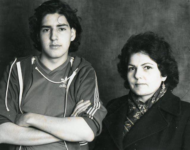 Rodrigo Rojas y Veronica De Negri
