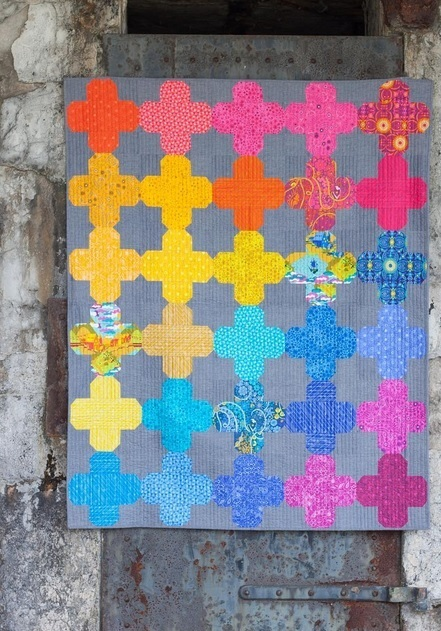 Diving Board Quilt