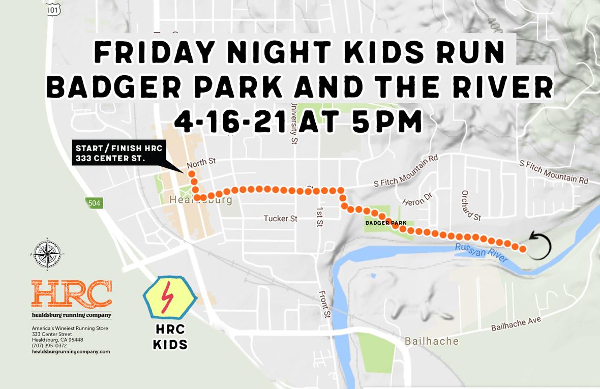 badger park map