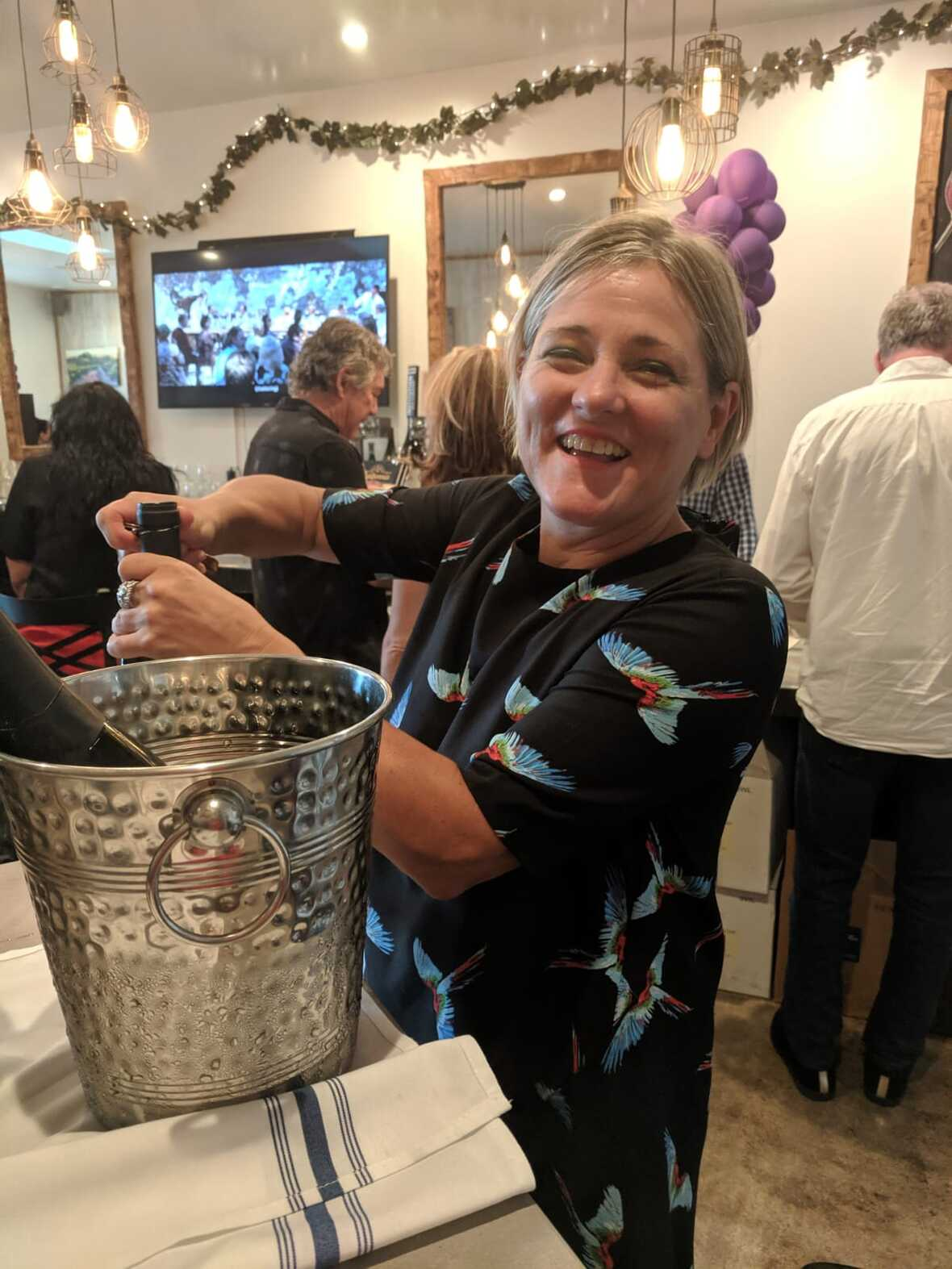Sheila Donohue Vero founder and sommelier 2019