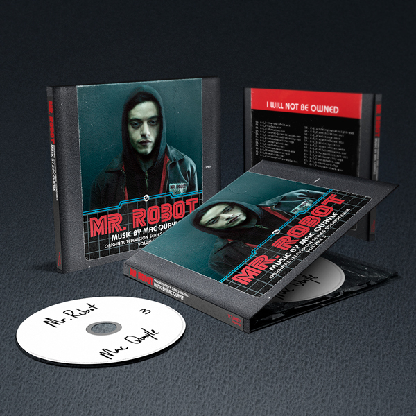 Mr Robot3 Digipak 600