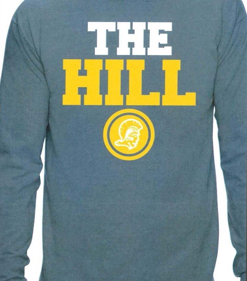 Long Sleeve The Hill 1