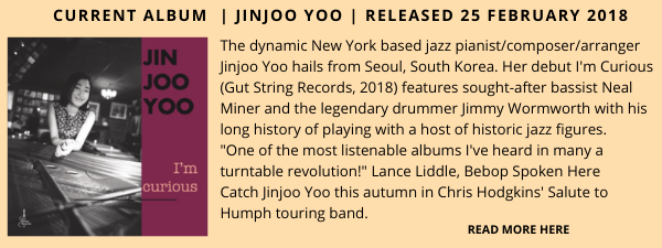 Jinjoo Yoo Jazz Album Showcase 3