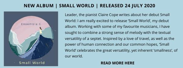 Claire Cope Ensemble C Jazz Albums Showcase Vol 3