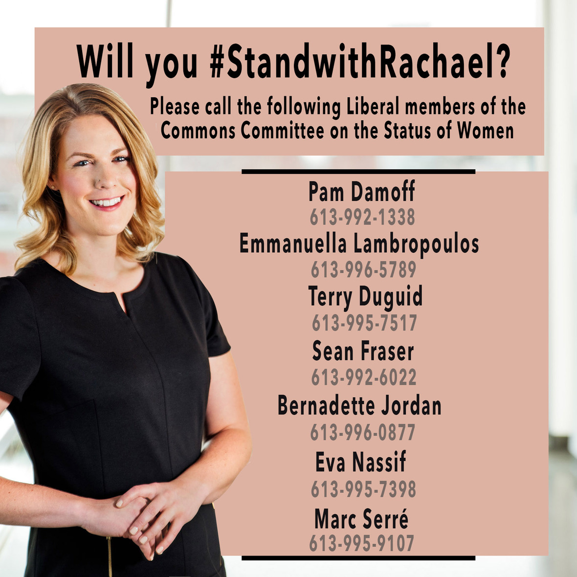 standwithrachael