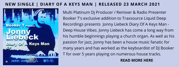 Jonny L Jazz Album Showcase 3 E-Blast