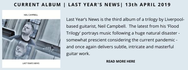 Neil Campbell Jazz Album Showcase 3