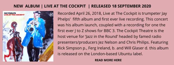 Jay Phelps Album Showcase 3