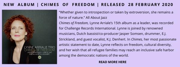 Lynne Arriale Jazz Album Showcase Vol 3
