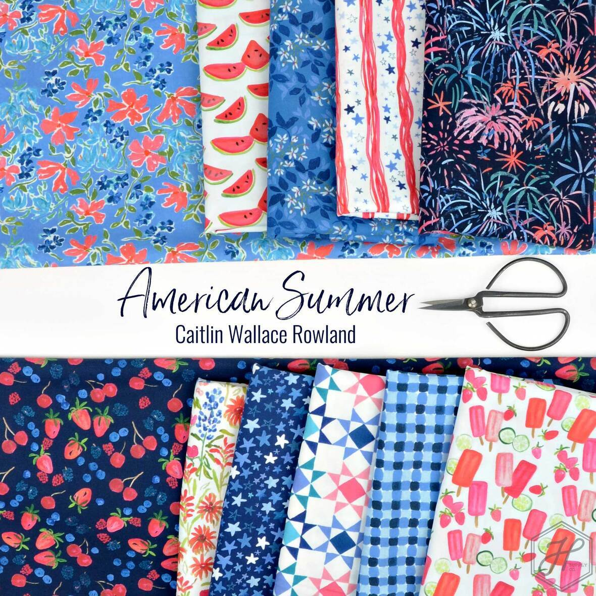 American-Summer-Caitlin-Wallace-Rowland-for-Dear-Stella-fabric-at-Hawthorne-Supply-Co