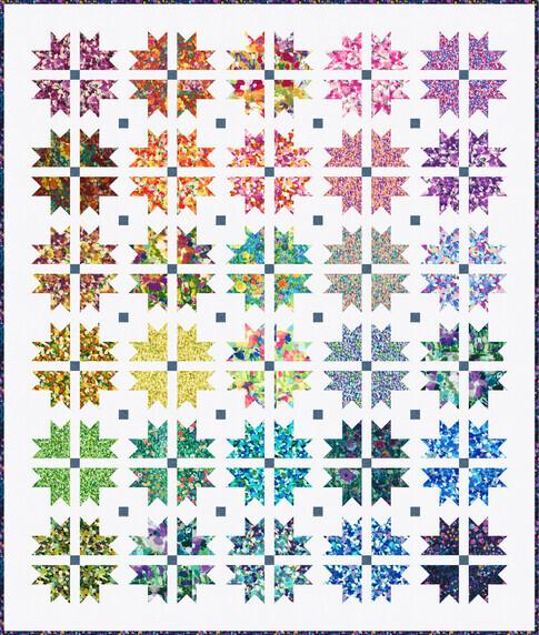 PainterlyPetals FlowersbytheBrook