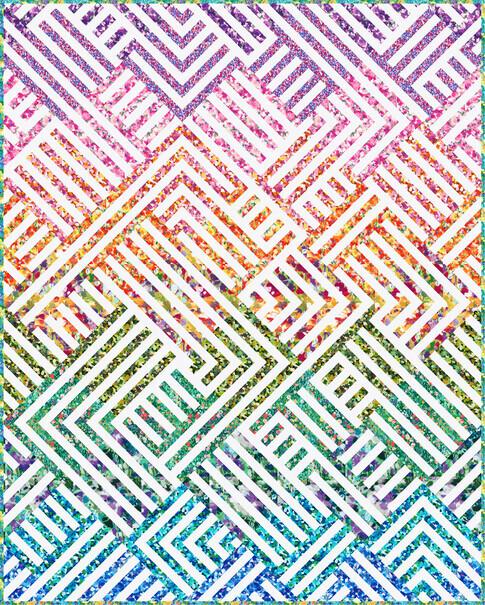 PainterlyPetals Interwoven