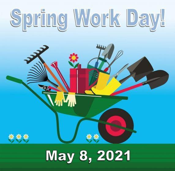 Spring Work Day 2021