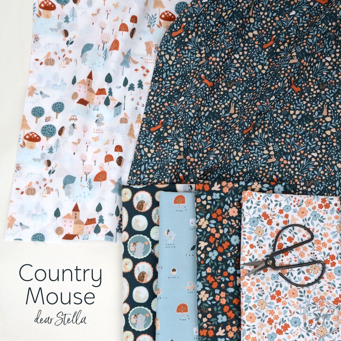 Country-Mouse-Fabric-Poster-Dear-Stella-at-Hawthorne-Supply-Co