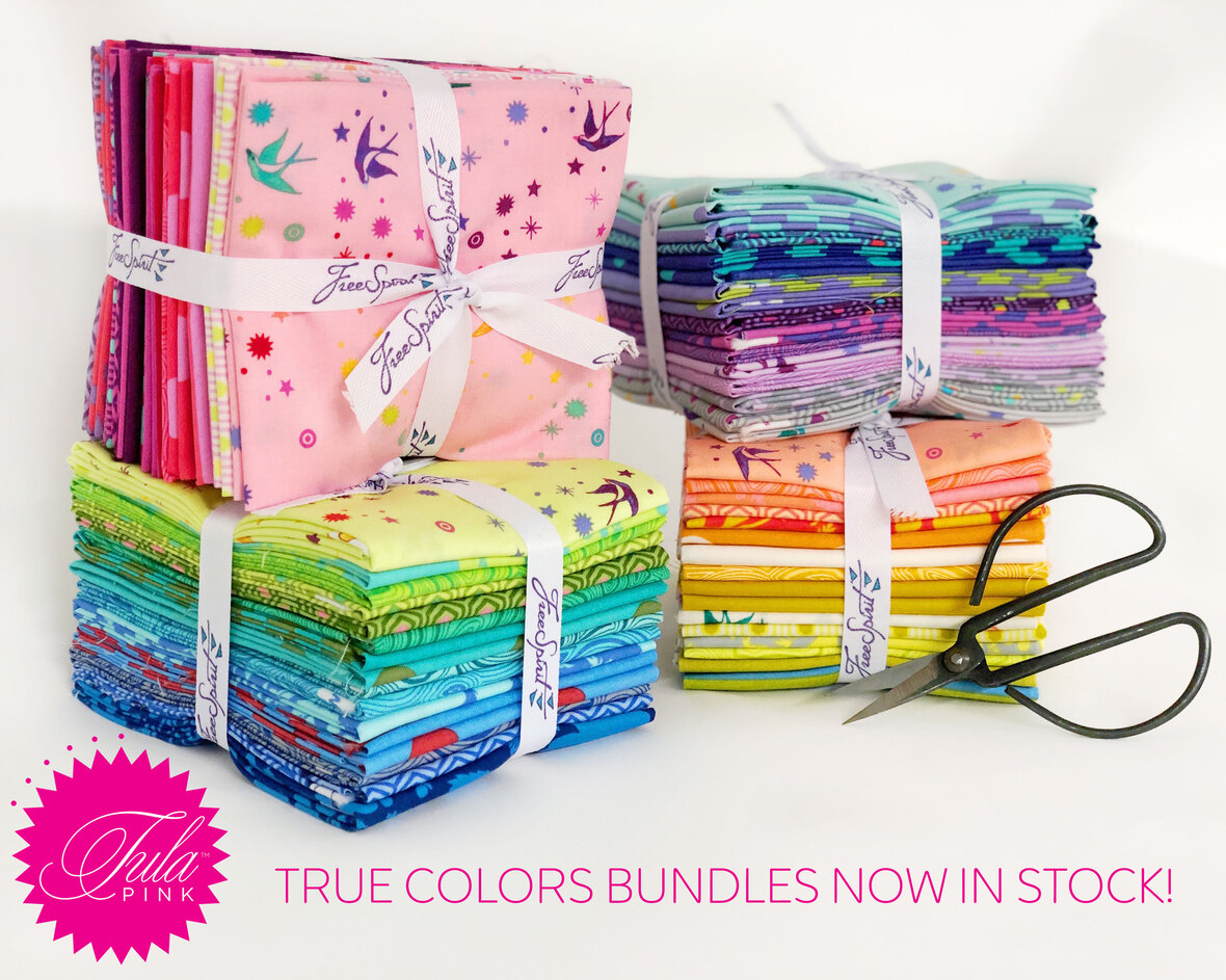 New-True-Colors-Fat-Quarter-Bundles-from-Tula-Pink-at-Hawthorne