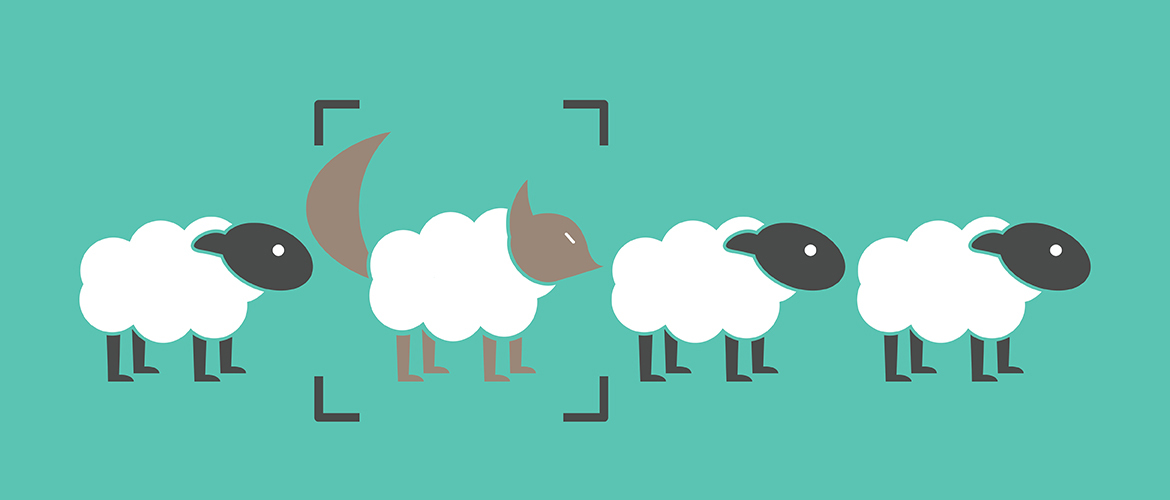 Insider-Threat-Wolf-With-Sheep
