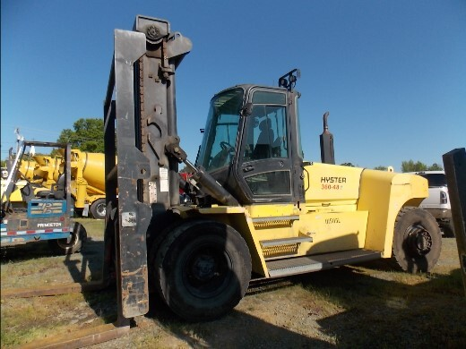 2013 Hyster H360-48