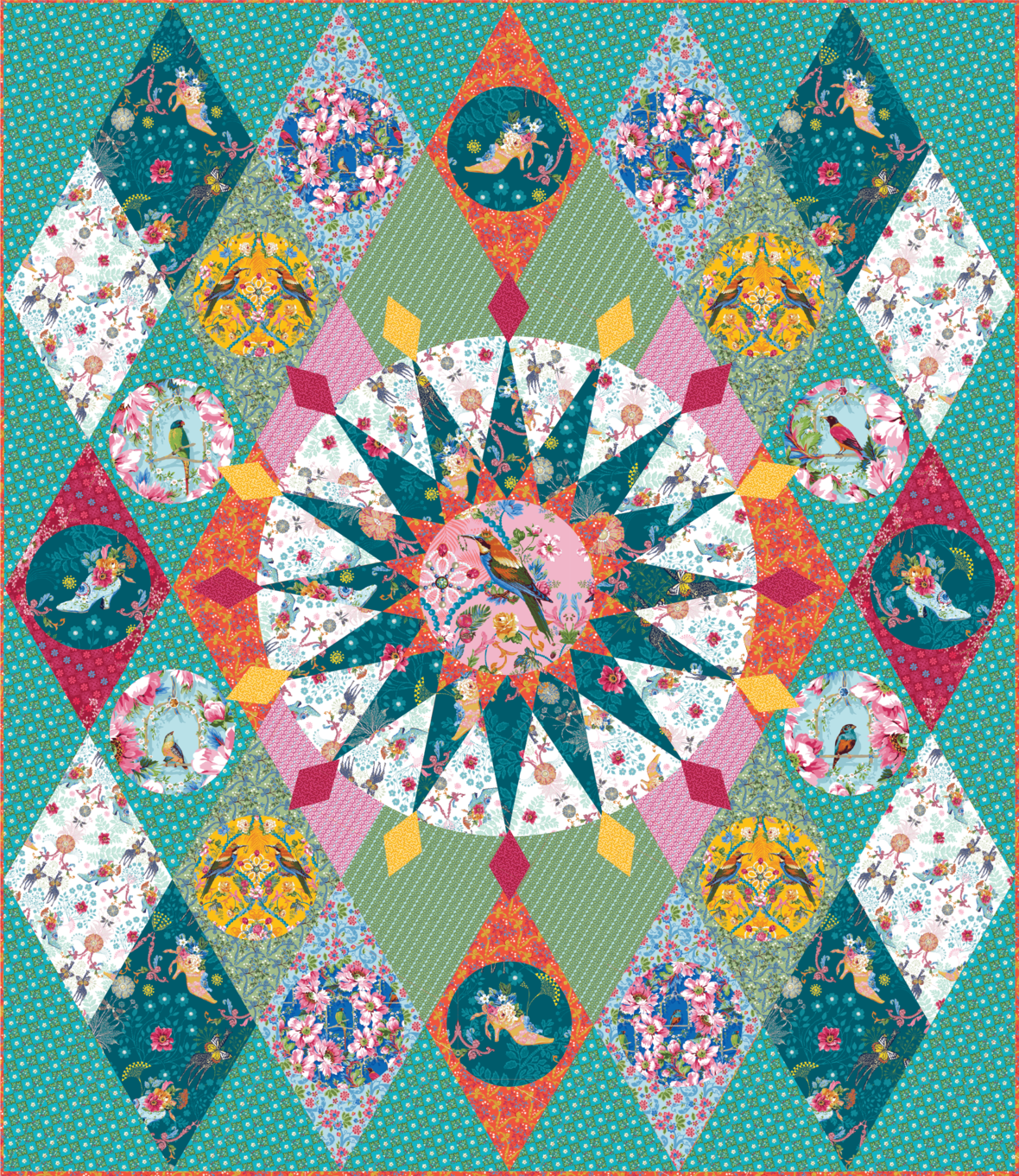 Queen Dream Quilt