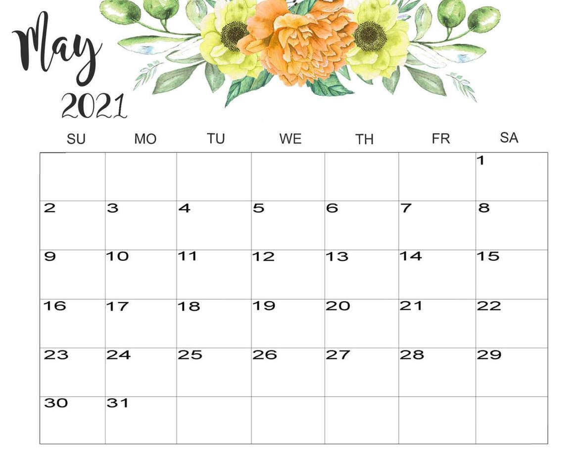 May-2021-Calendar-Cute