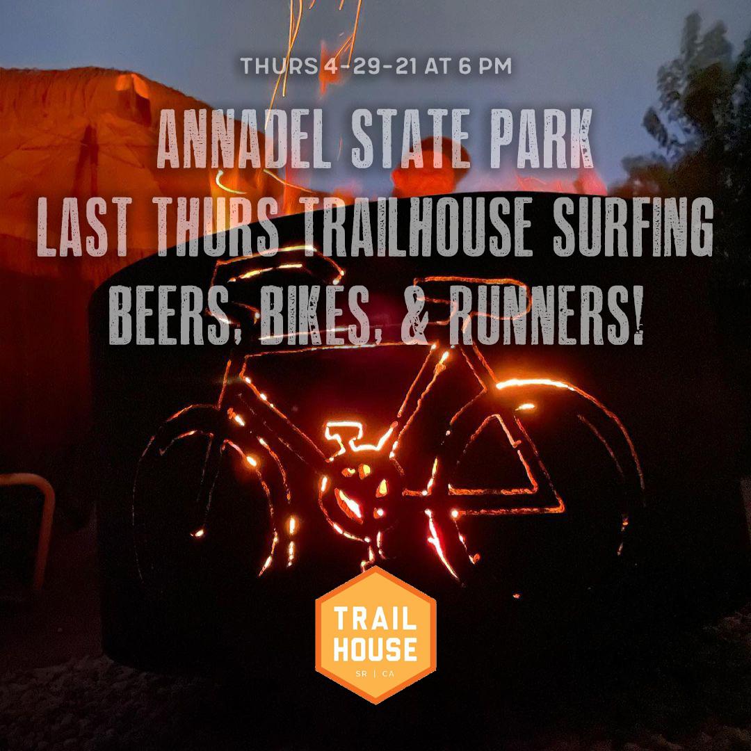 trail house april21