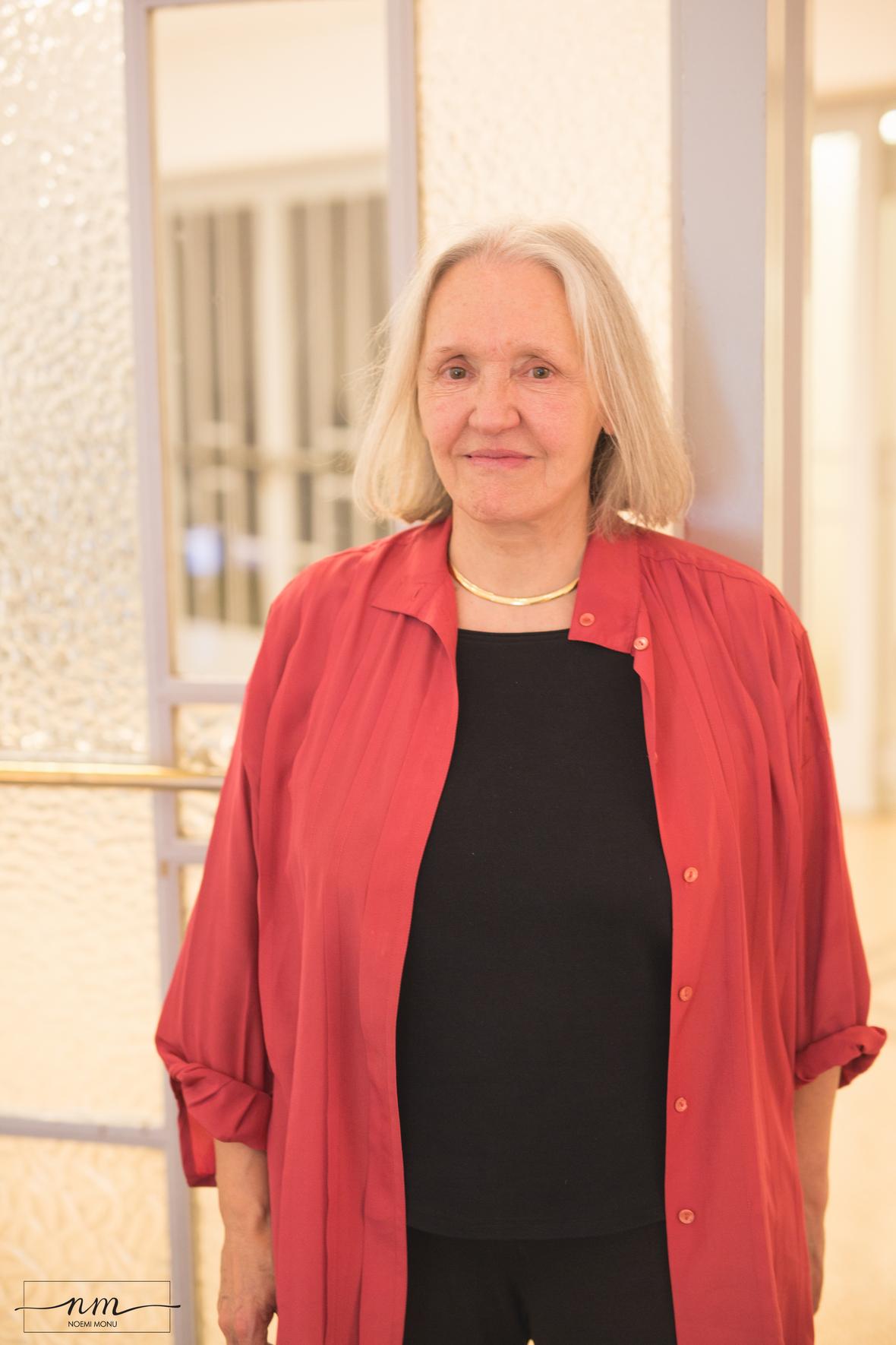 Professor Saskia Sassen