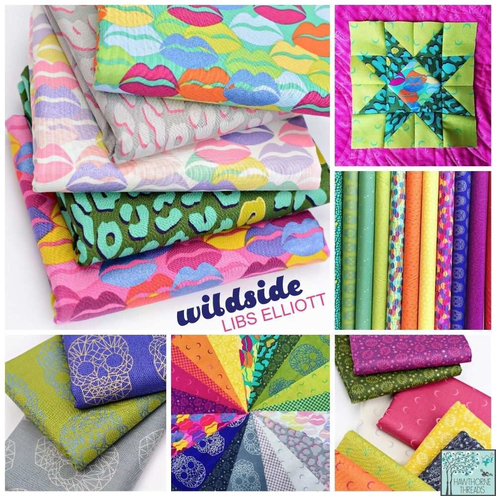 Wildside Fabric Poster