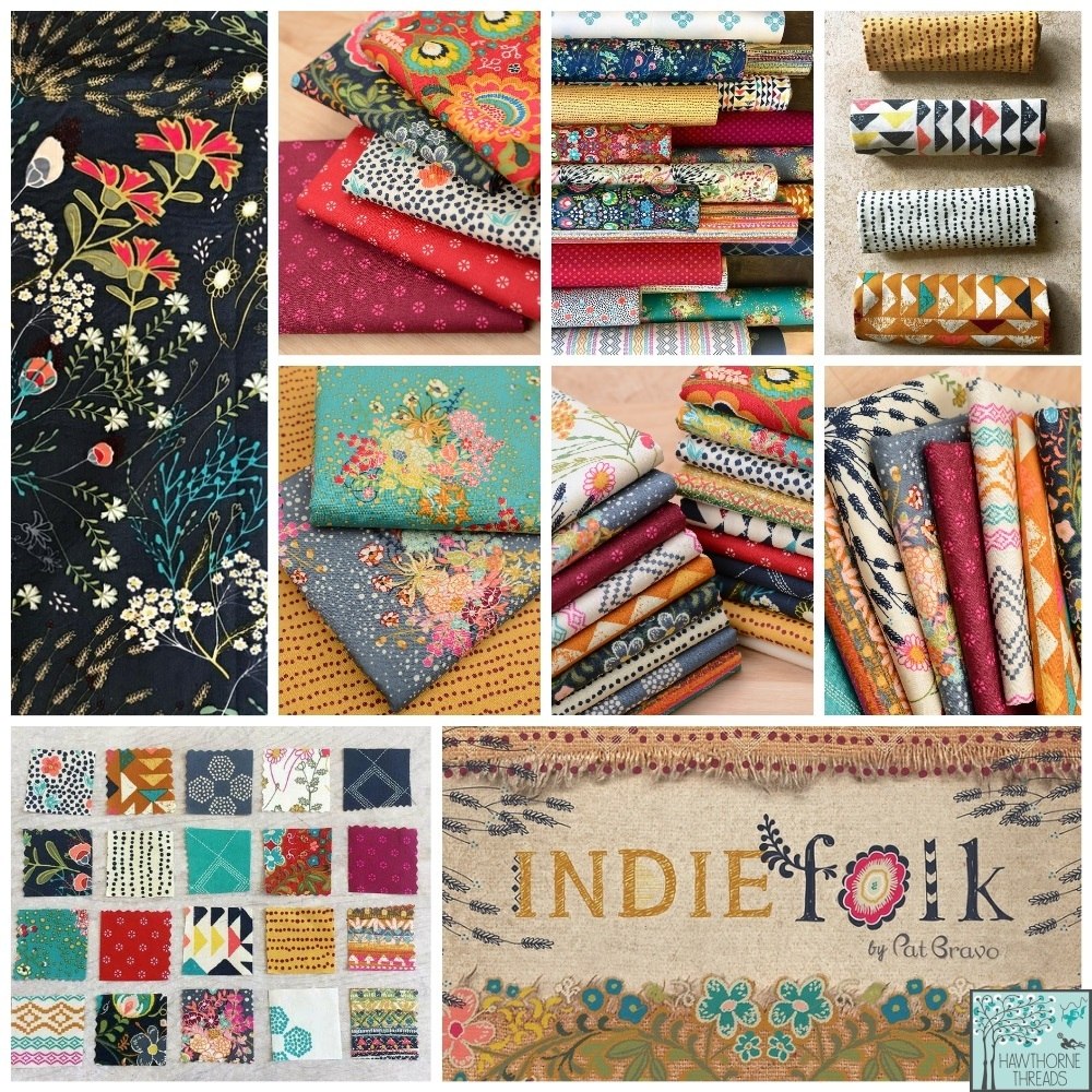 Indie Folk Fabric Poster2