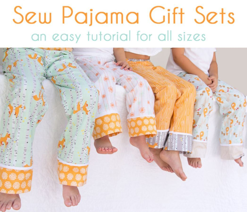 Pajama tutorial
