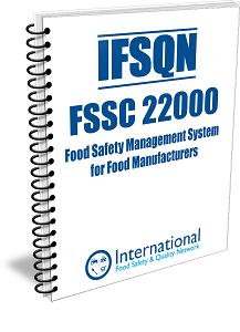 IFSQN Release FSSC 22000 Version 4 1 Documentation Pack