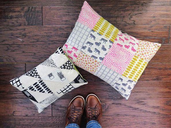andoverfabrics-instagram- pillows by makermaker-Sarah Golden
