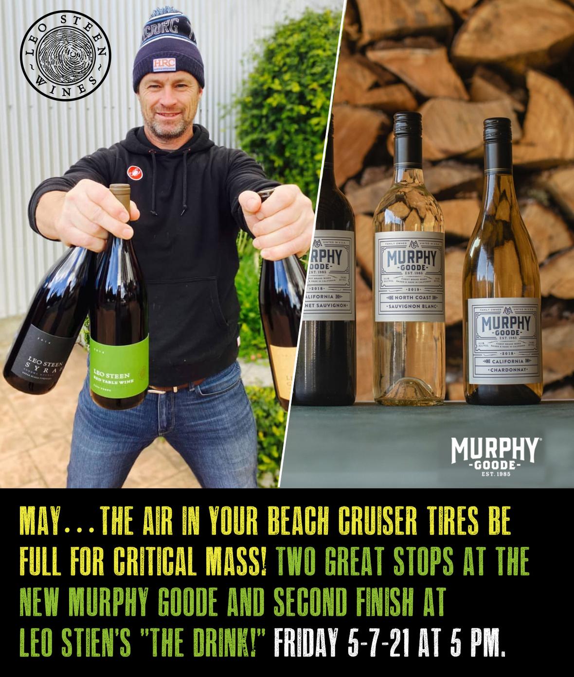 crit mass wineries