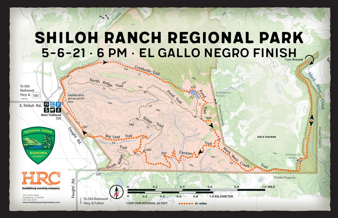 shiloh ranch map El-Gallo-Negro