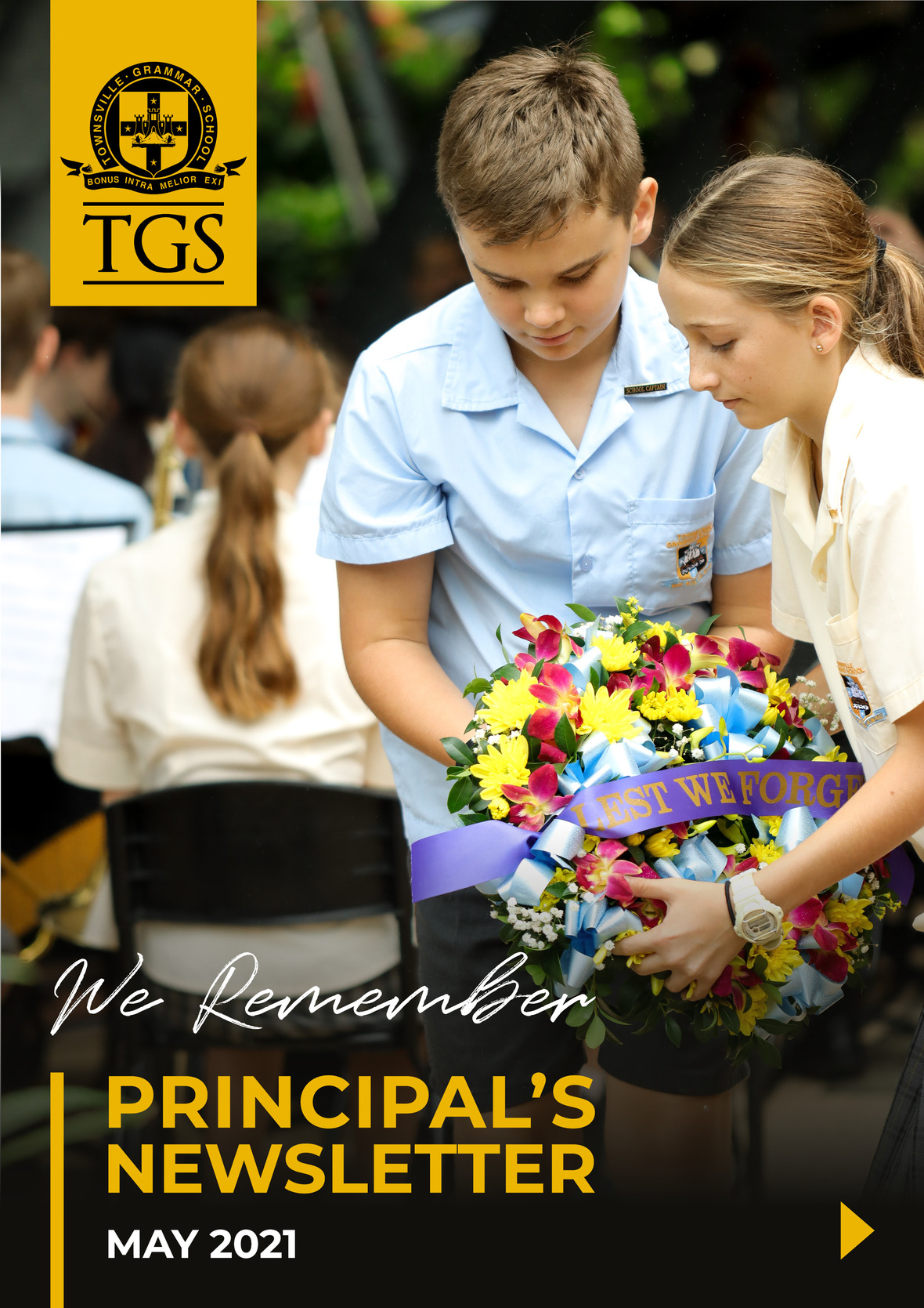 Principal s Newsletter - May