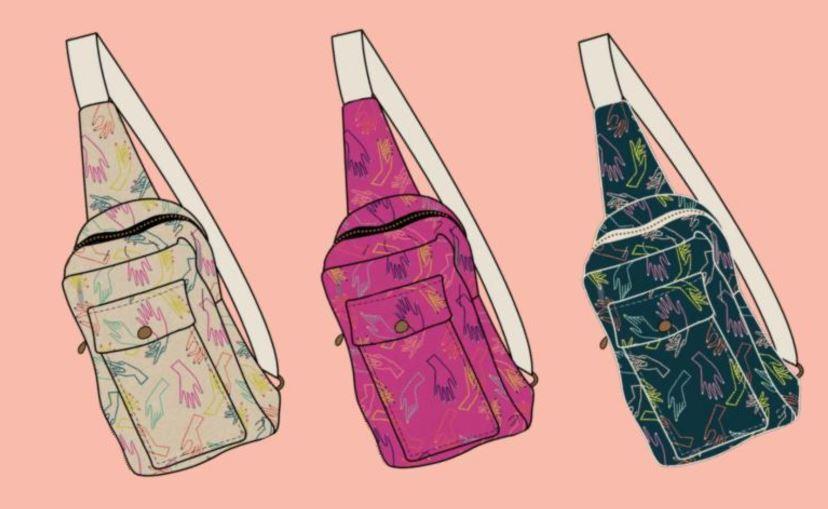Noodlehead sling