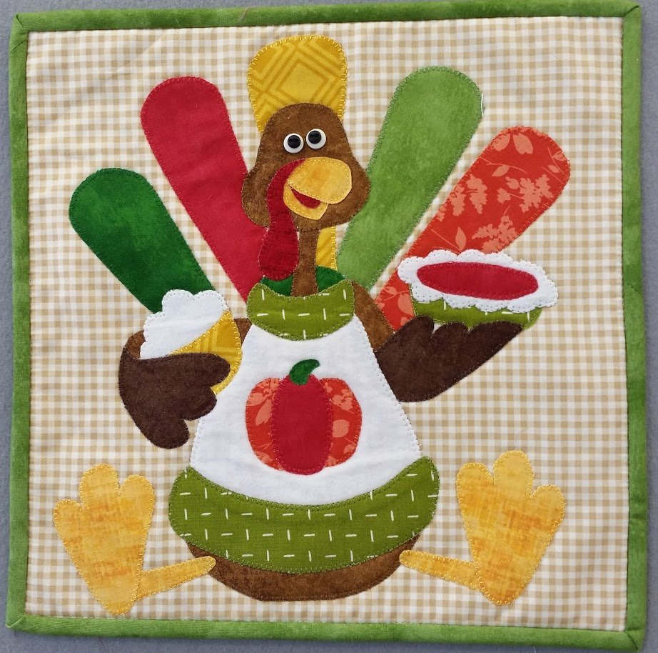 little quilts turkey and trimmings 20161019085727