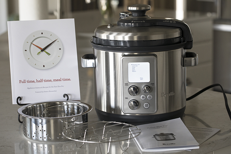 Breville The Fast Slow Pro Pressure Cooker with Automatic