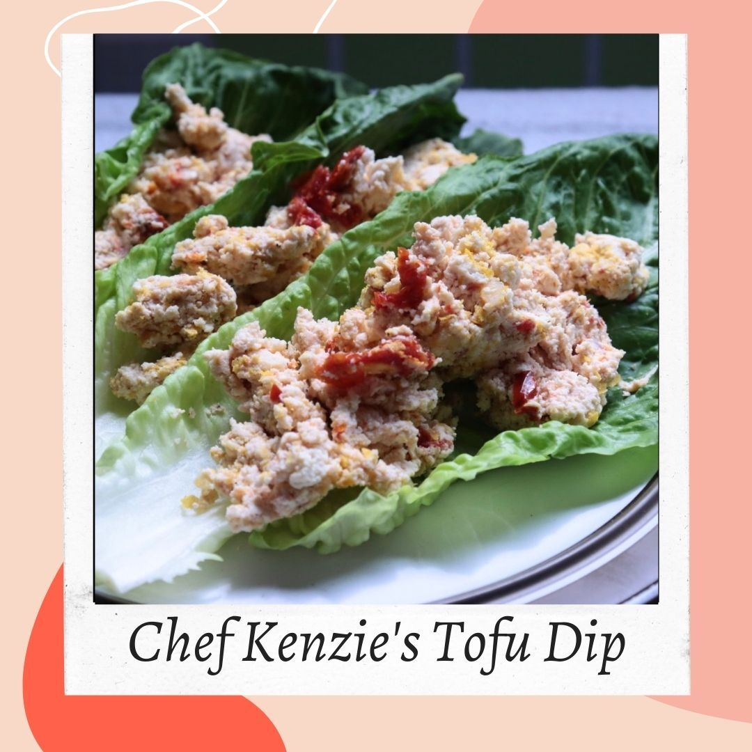 Kenzie s Tofu Dip