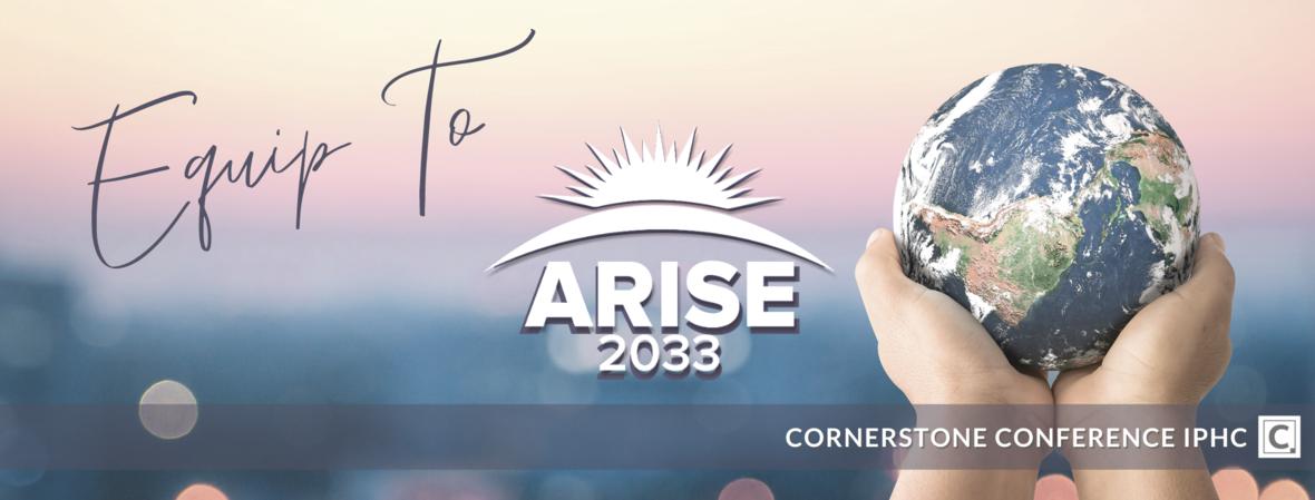 ARISE Email header