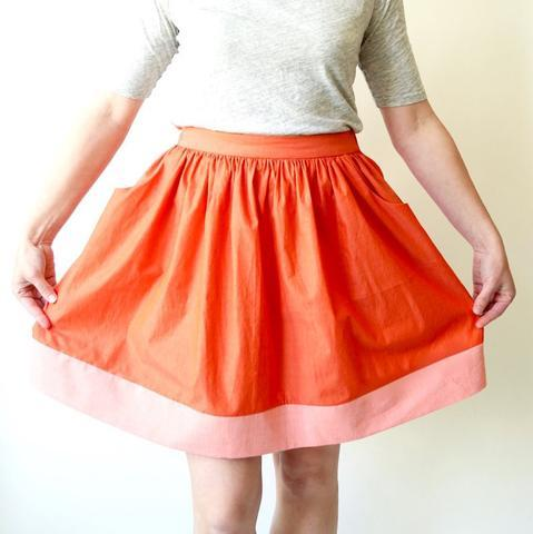 Made by Rae- cleo skirt