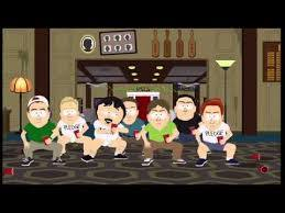 southpark bad dancing