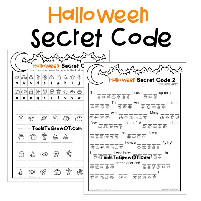 Halloween Ideas & Tools!