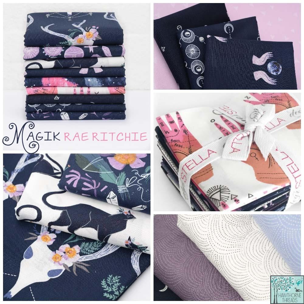 Magik Fabric Poster