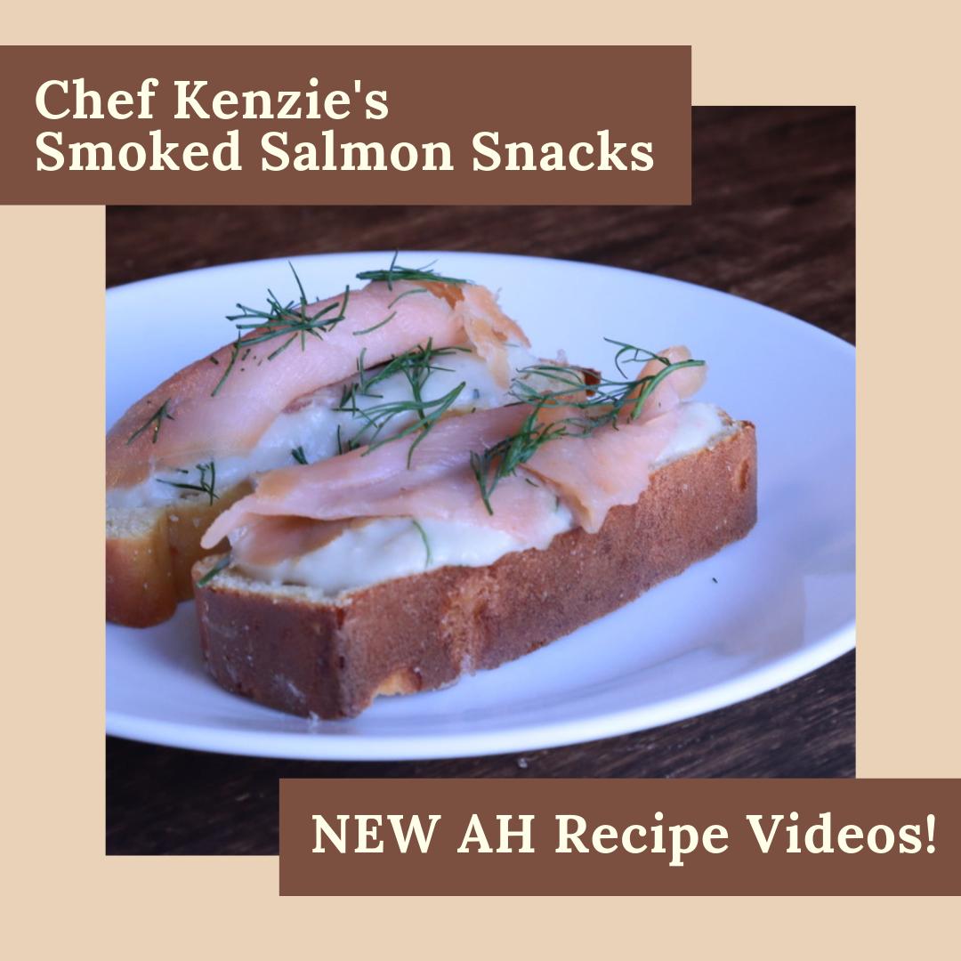 Smoked Salmon Video